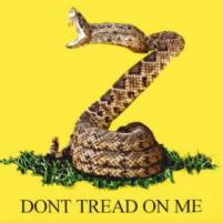 Gadsden Flag - Don't Tread on Me