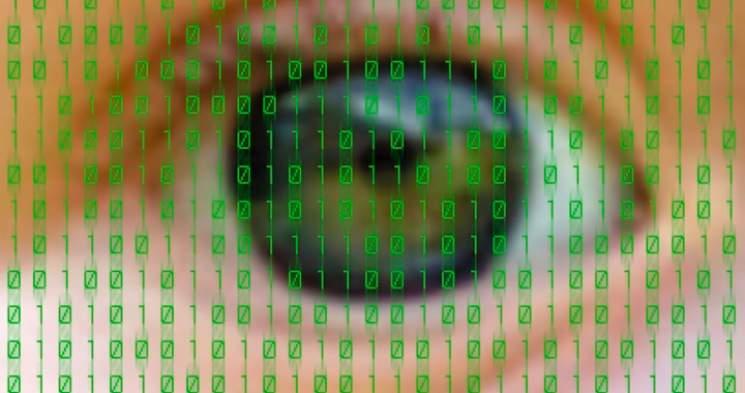 Internet - Matrix - Eyeball