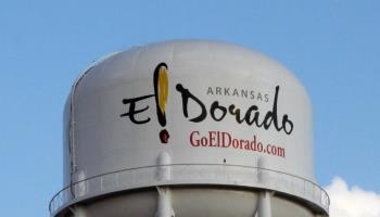 El Dorado Arkansas Water Tower