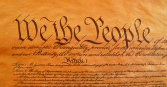 We the People -Preamble to the Constitution
