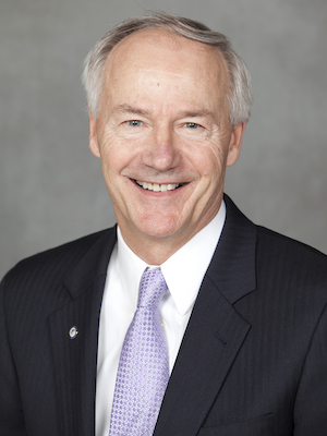 AR Governor Asa Hutchinson