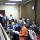 Bowie County Commissioners Court Monday 14 Sep 2015