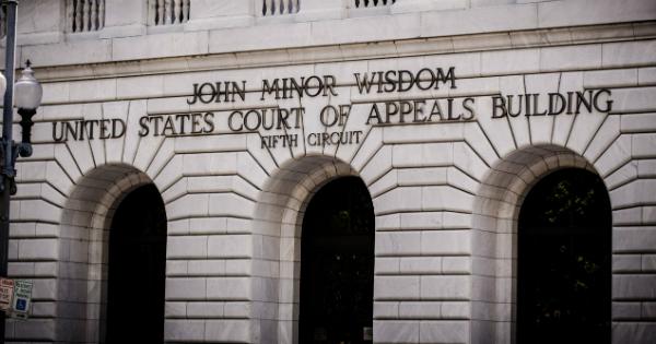 US Fifth Circuit Court of Appeals, New Orleans LA