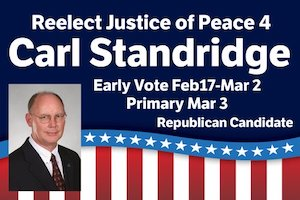 Carl Standridge for JP4