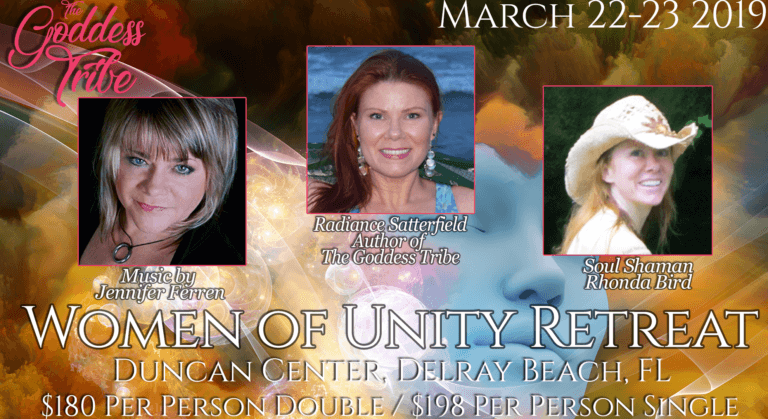 unity women's retreat 3/22/2019