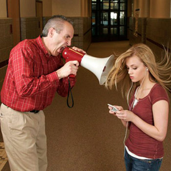 daughter bullied by male teacher