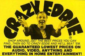 Crazy Eddie