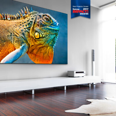 Stiletto Projector Screen
