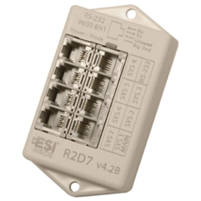 RS232 Controller for multiple RP Systems-101315
