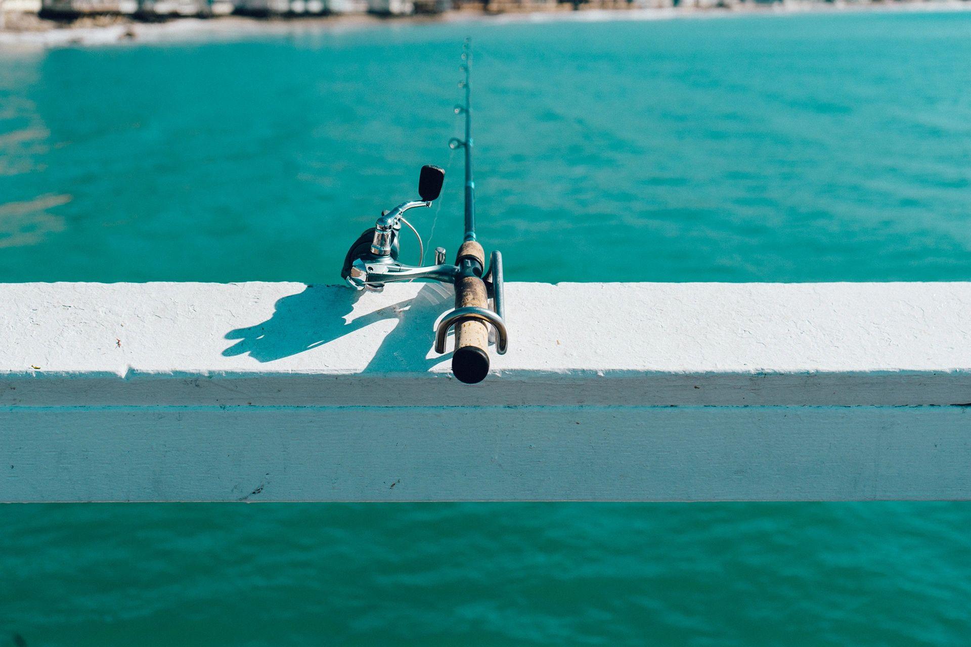 sanibel rod repair