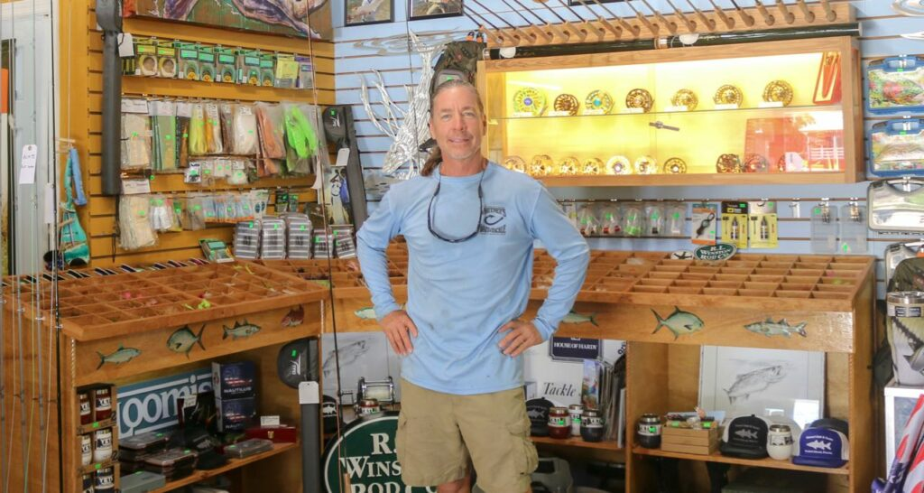 free fishing lessons from whitney's bait and tackle