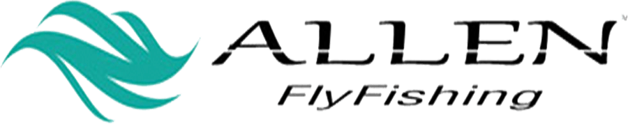 allen fly fishing logo