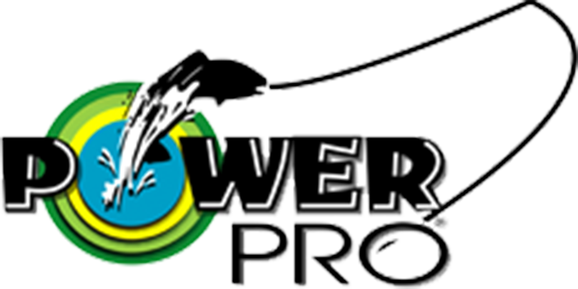 power pro fishing line logo
