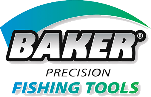 baker fishing logo