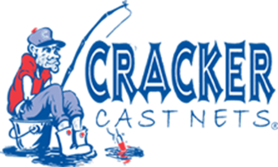 cracker cast nets logo