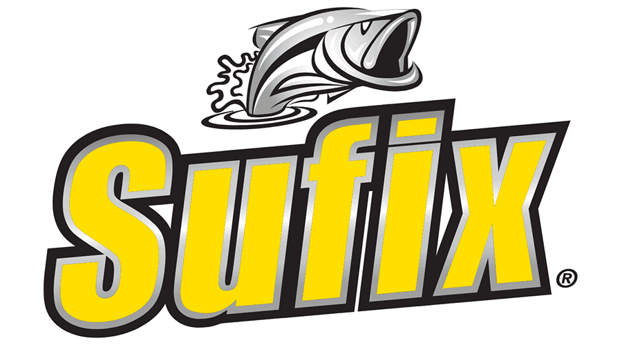 suffix fishing line logo
