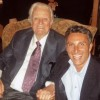 Billy Graham and his grandson Tullian Tchividjian