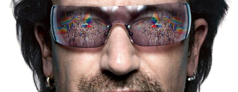 """Bono endorses same-sex """"marriage"""" in his native Ireland"""