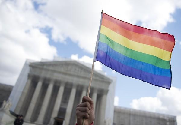 "SCOTUS Same-sex ""marriage"""