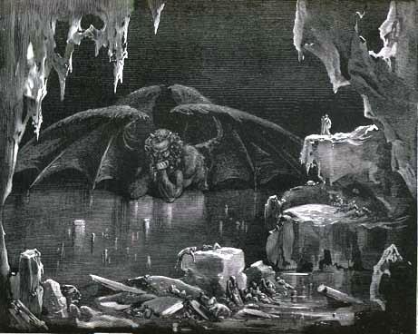 Satan - Dante's Satan