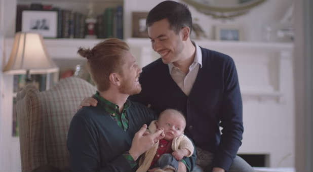 Tylenol Gay Couple Ad