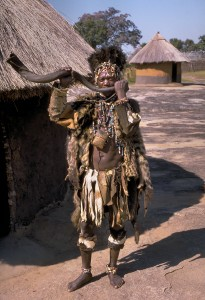 Witch doctor - Zimbabwe