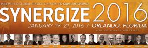 Synergize 2016