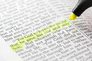 John 3 :16
