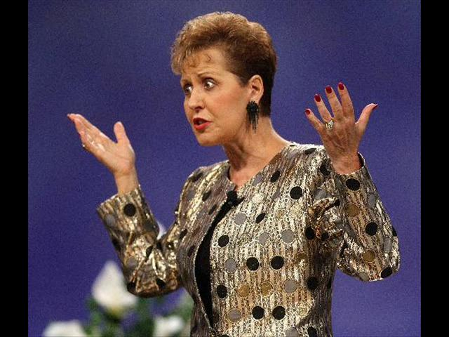 Word of Faith False Teacher Joyce Meyer's Shocking Doctrine and