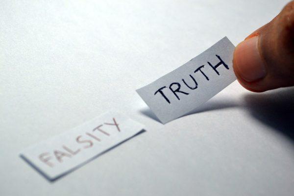 Truth - false