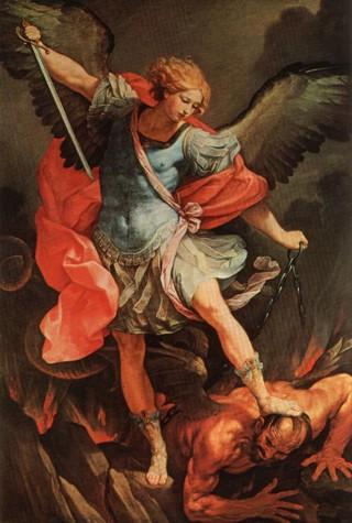 michael-and-satan
