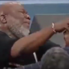TD Jakes lays hands on Chris Hill