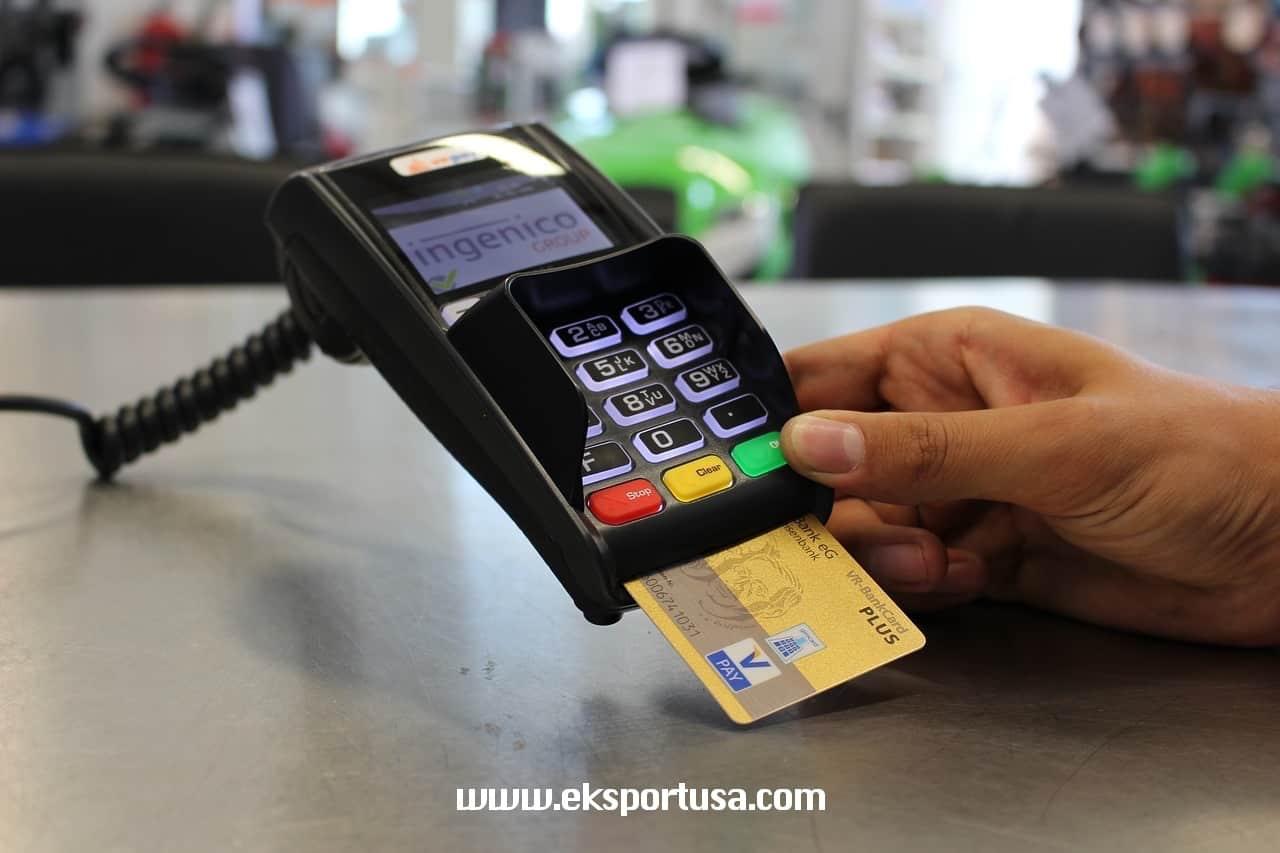 przyjmowanie płatności z USA