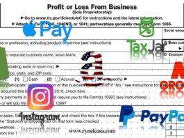 Sprzedaż internetowa do USA podatki