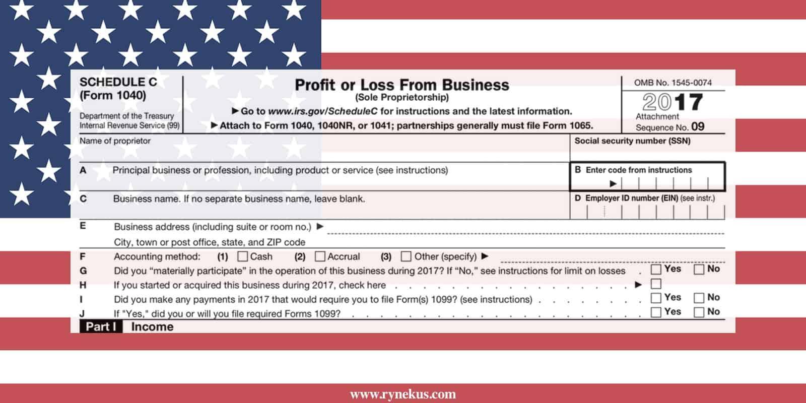 prowadzenie księgowości firmy w USA