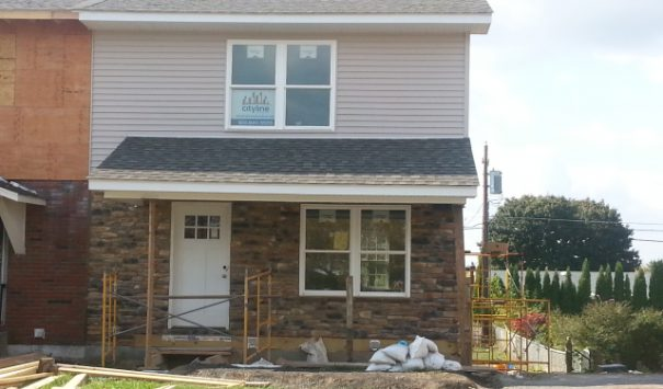 Whitehall restored Townhome