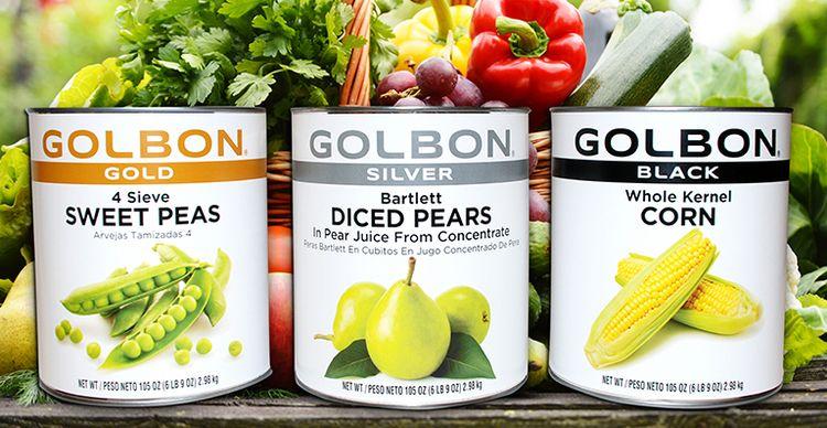 Golbon Labels