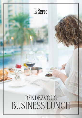 Rendezvous Business Lunch