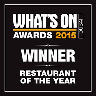 La Serre - French Restaurant Nominee 2015 - WhatsOn Dubai