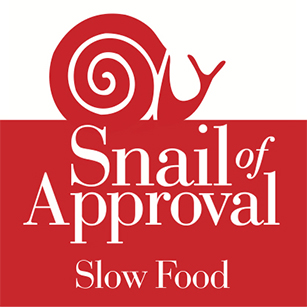 La Serre - Snail of Approval - Slow Food Award