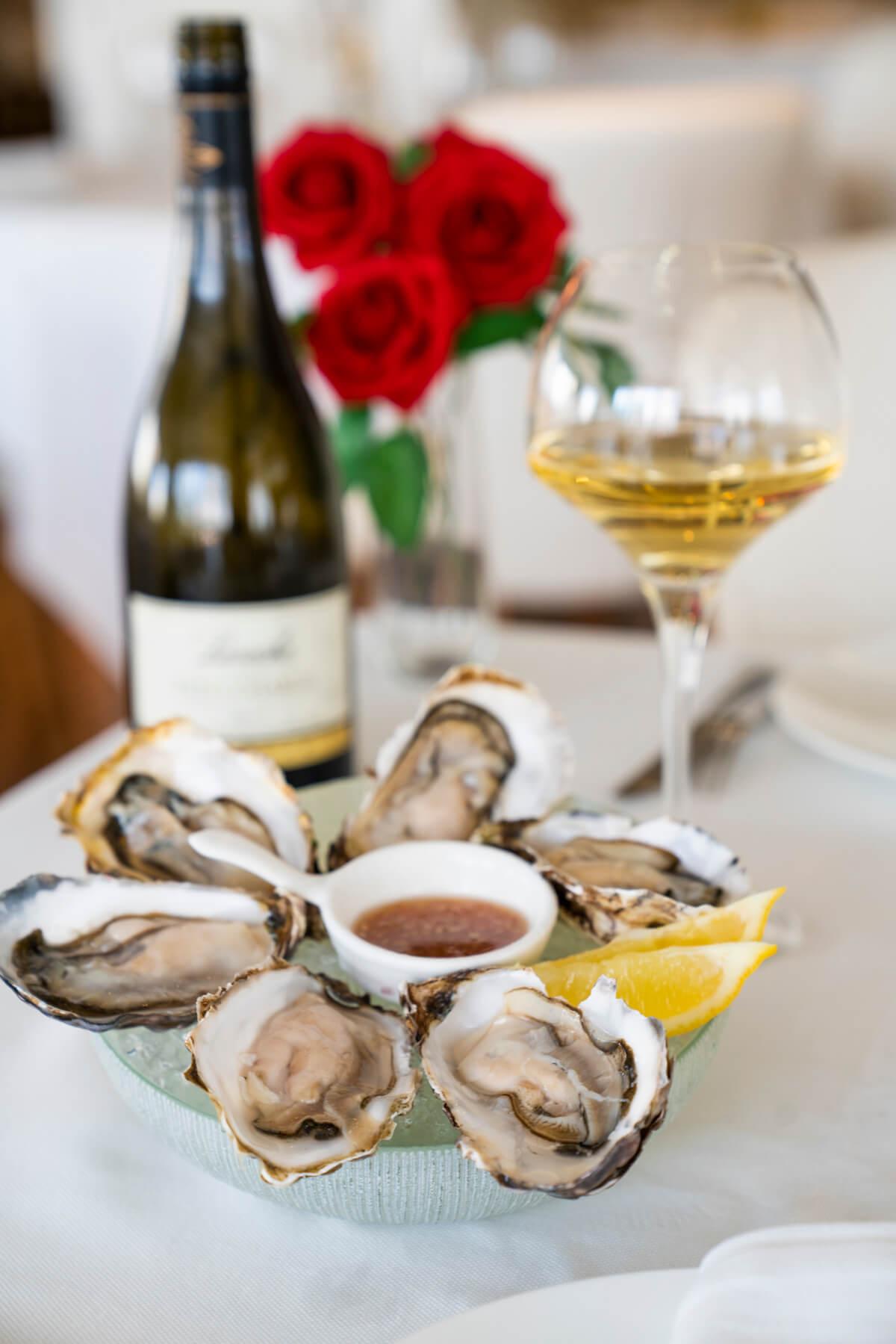 Oysters & Chablis - La Serre Dubai