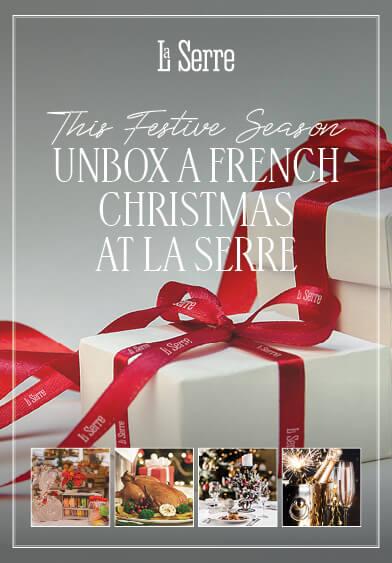 Christmas at La Serre