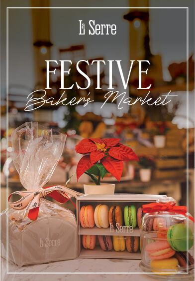 Festive Baker's Market - La Serre