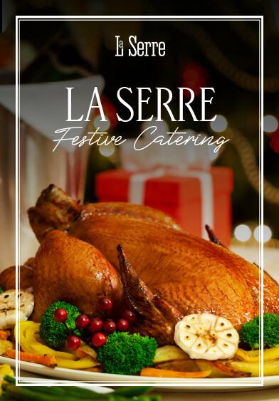 Festive Catering - La Serre