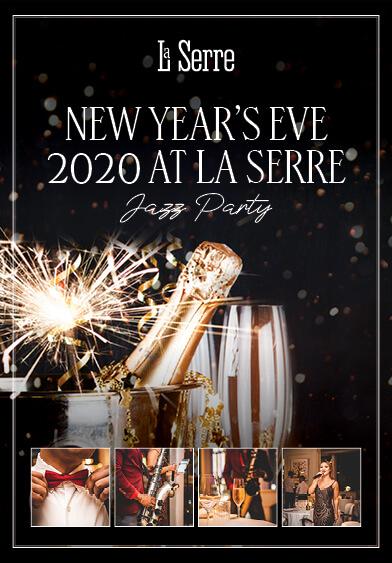 NYE 2020 - La Serre