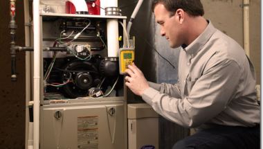 Annual Heating Tune Up and Maintenance Houston image