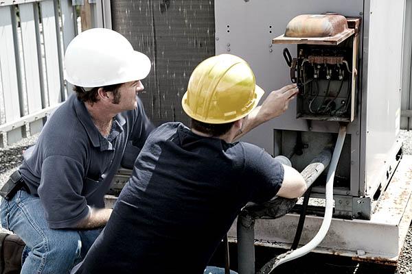 Houston Commercial HVAC Contractors