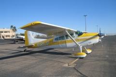 Cessna 180 N185JB GEU 11 feb 06