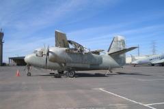 Grumman C-1A 6752 GEU 15 Feb 2006