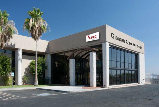 Glendale Aero Services, Glendale Municipal Airport, Glendale, AZ
